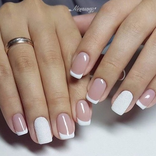 PINK & WHITE NAILS SPA
